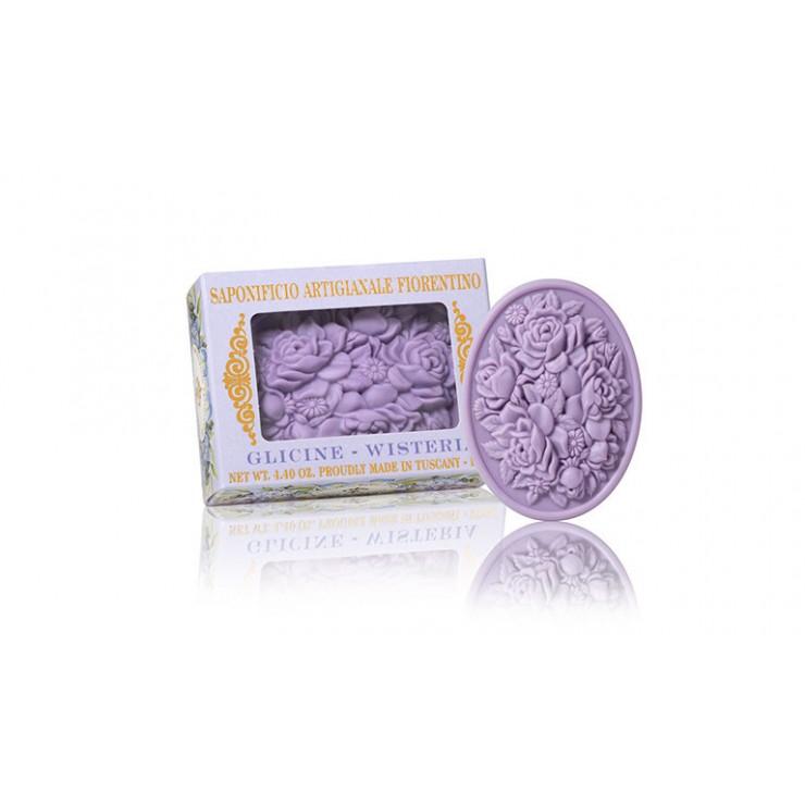 Prírodné mydlo Vistéria 125 g