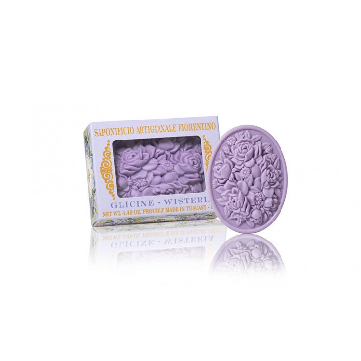 Vegetable soap Wisteria 125 g