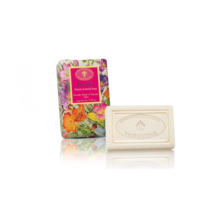 SA Fiorentino Frézia Prírodné tuhé mydlo 150 g