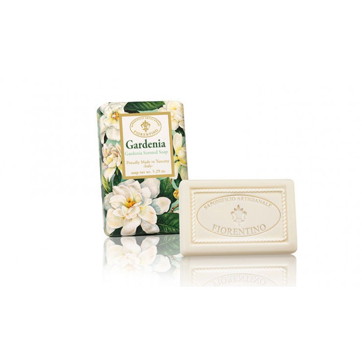Vegetable soap Gardenia 150 g