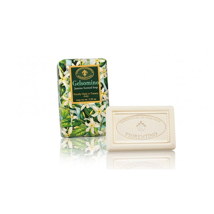 Vegetable soap Jasmine 150 g