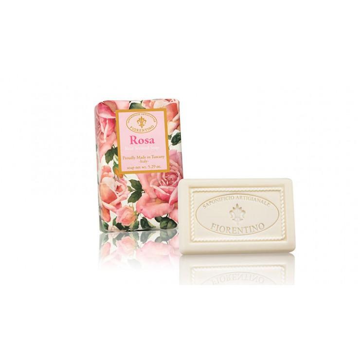 Prírodné mydlo Ruža 150 g