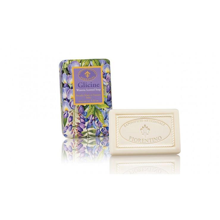 Prírodné mydlo Vistéria 150 g