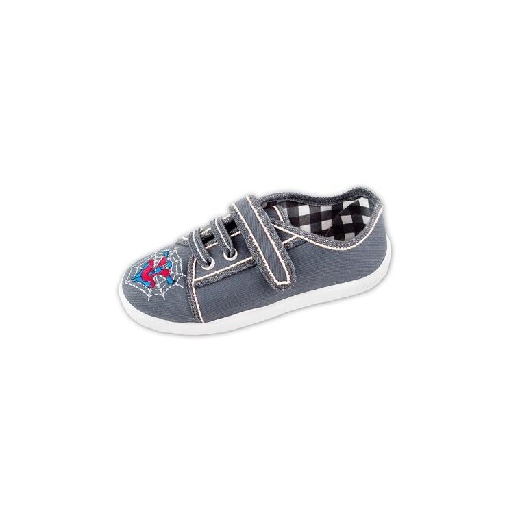 Pantofole da bambino grigio