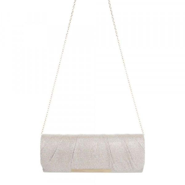 Spoločenská kabelka 399A zlatá Michelle Moon