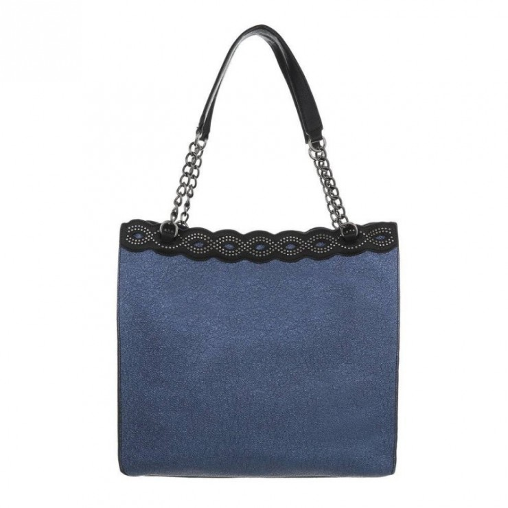 Woman Handbag 449 blue