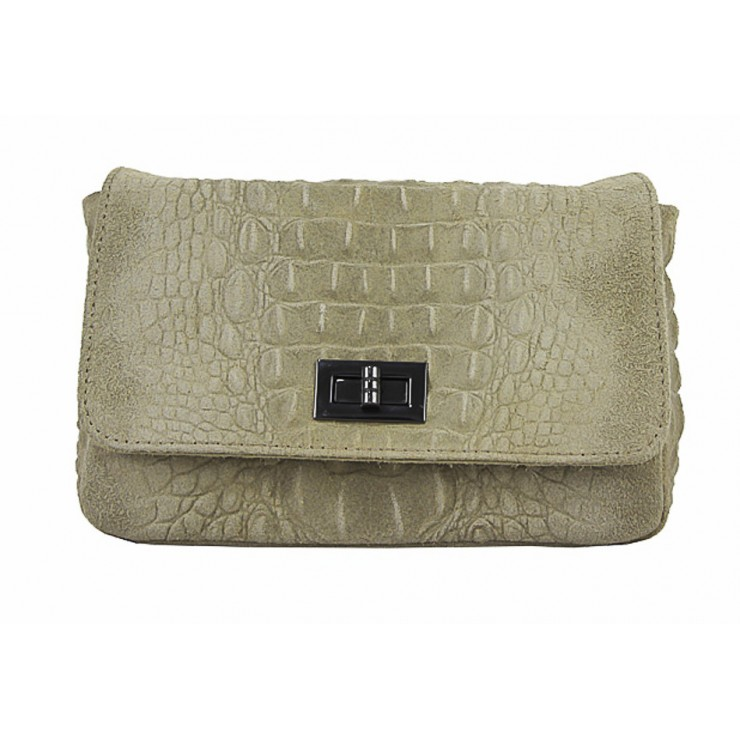 Small Pochette with strap 630 beige