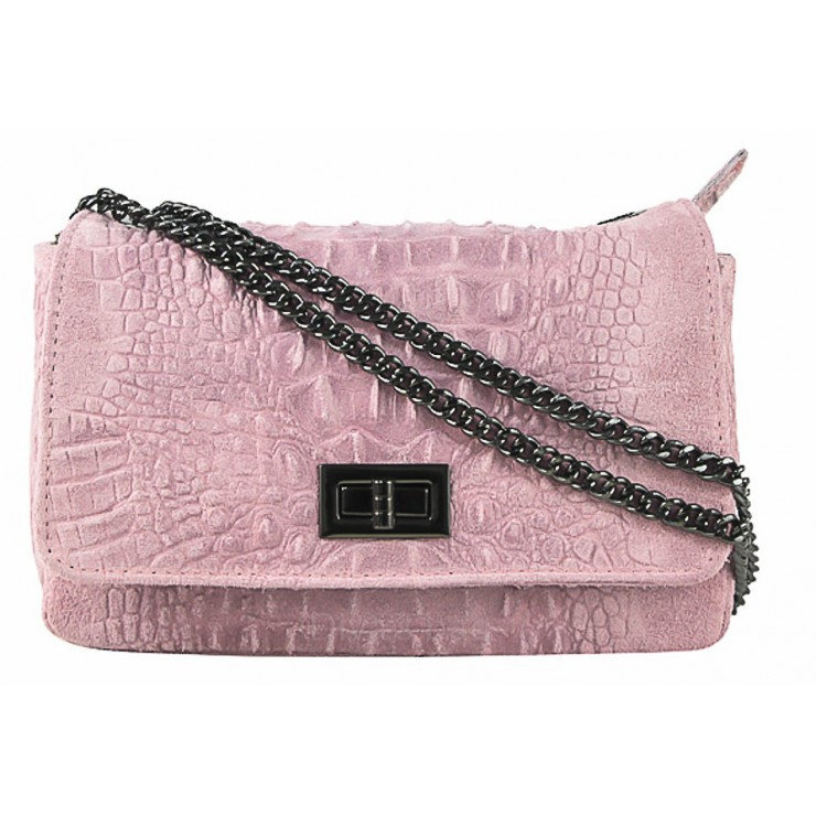 Small Pochette with strap 439 pink