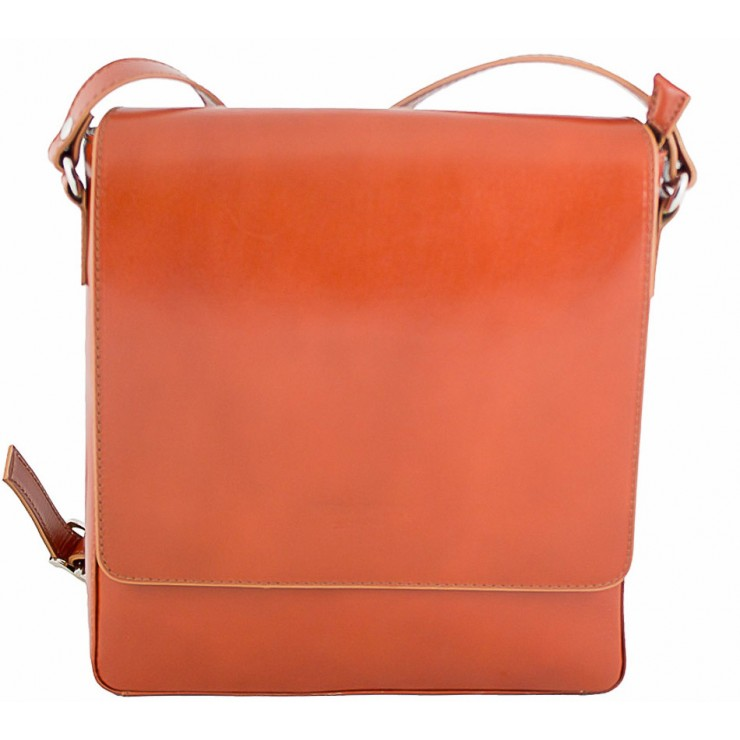 Leather Strap bag 1160 cognac