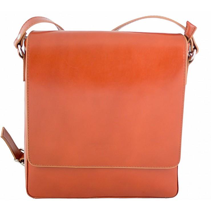 Pánska kožená taška 1160 koňaková