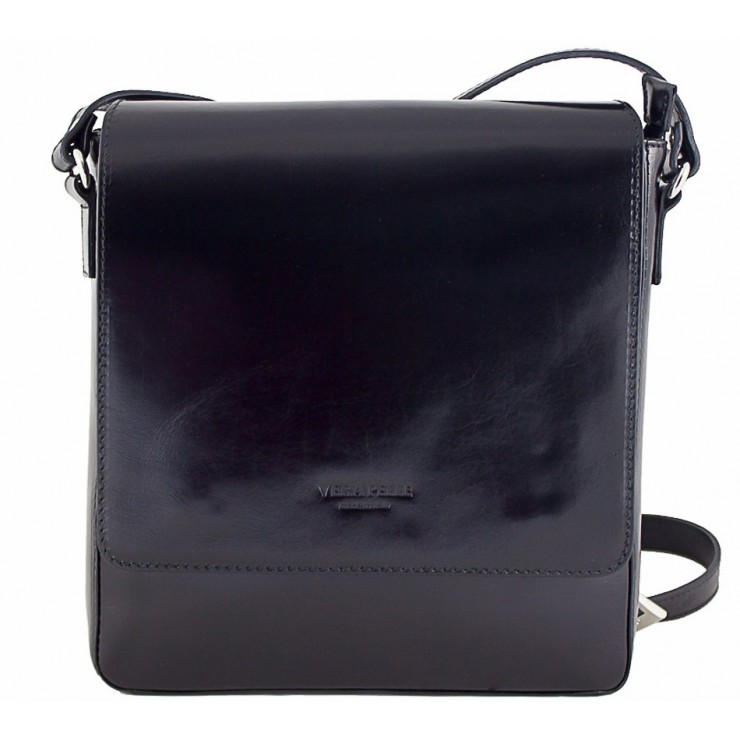 Leather Strap bag 1160 black