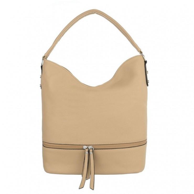 Damen Handtasche 110 beige