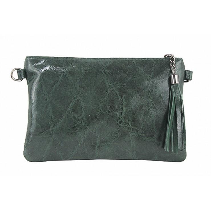 Kožená kabelka 750 zelená