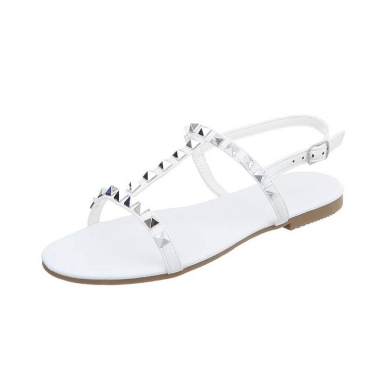 Sandali da donna Stephan bianco