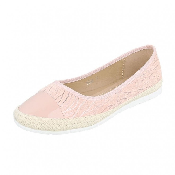 Pink moccasins Juliet 61