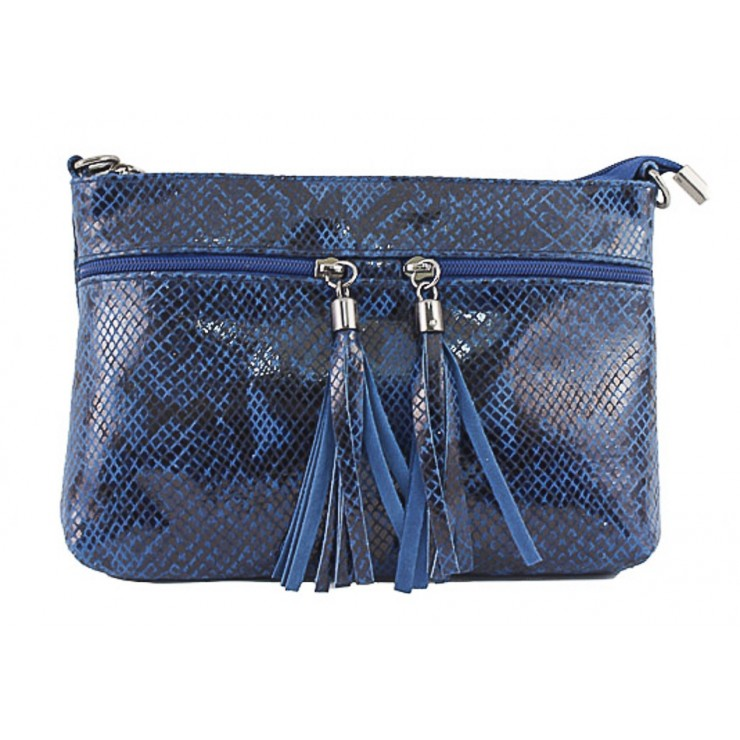 Woman Leather Handbag 1441 jeans