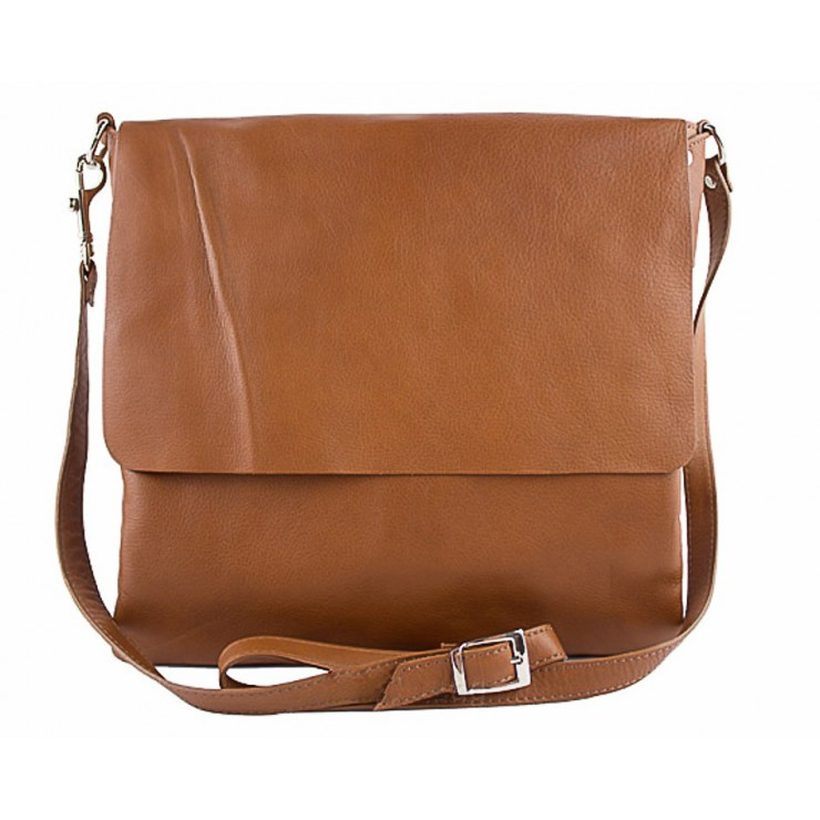 Shoulder bag 435 cognac