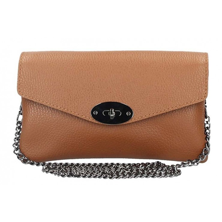 Clutch Bag 515 cognac