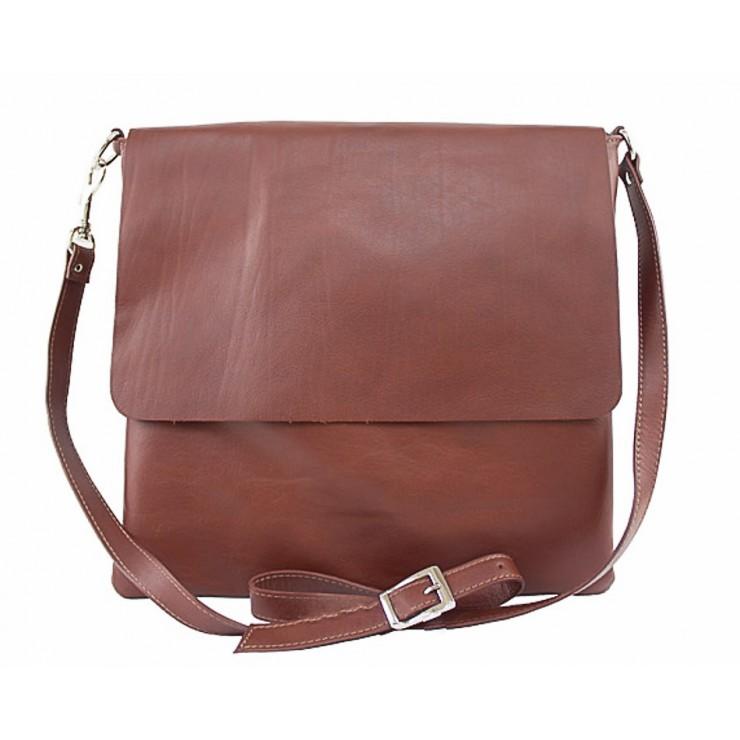 Pánská kožená taška 435 hnědá