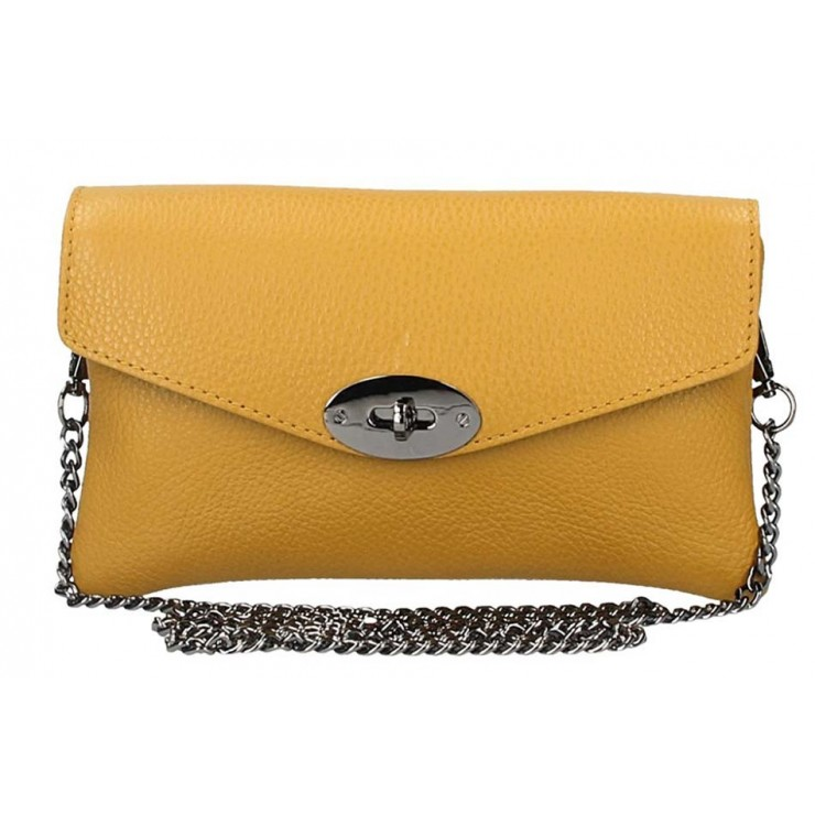 EchtLeder Handtasche 515 senf