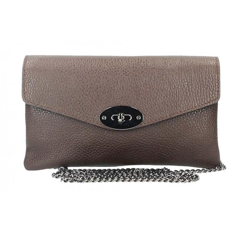 Clutch Bag 515 dark brown