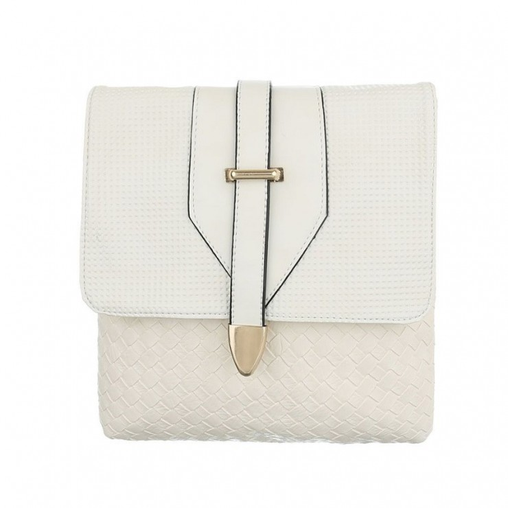 Dámska kabelka na rameno 124 béžová