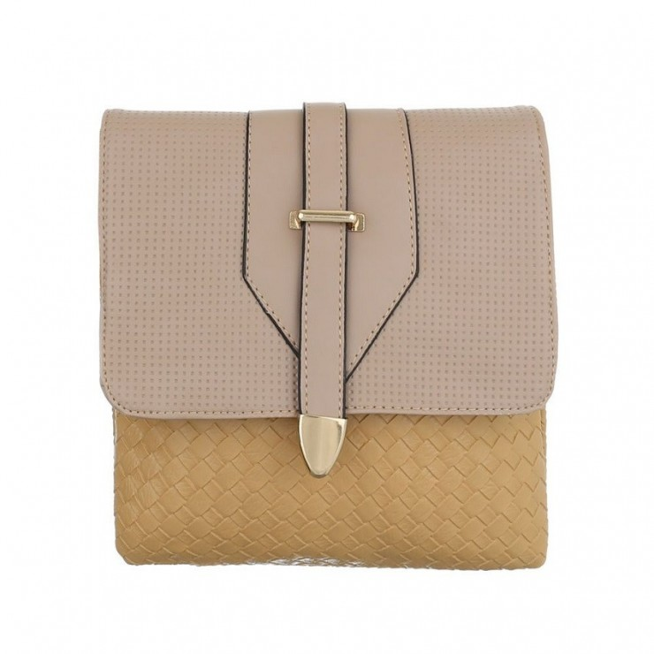 Woman Handbag 124 taupe