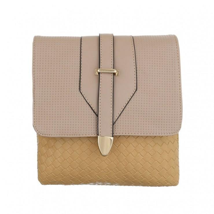 Woman Handbag 124 taupe