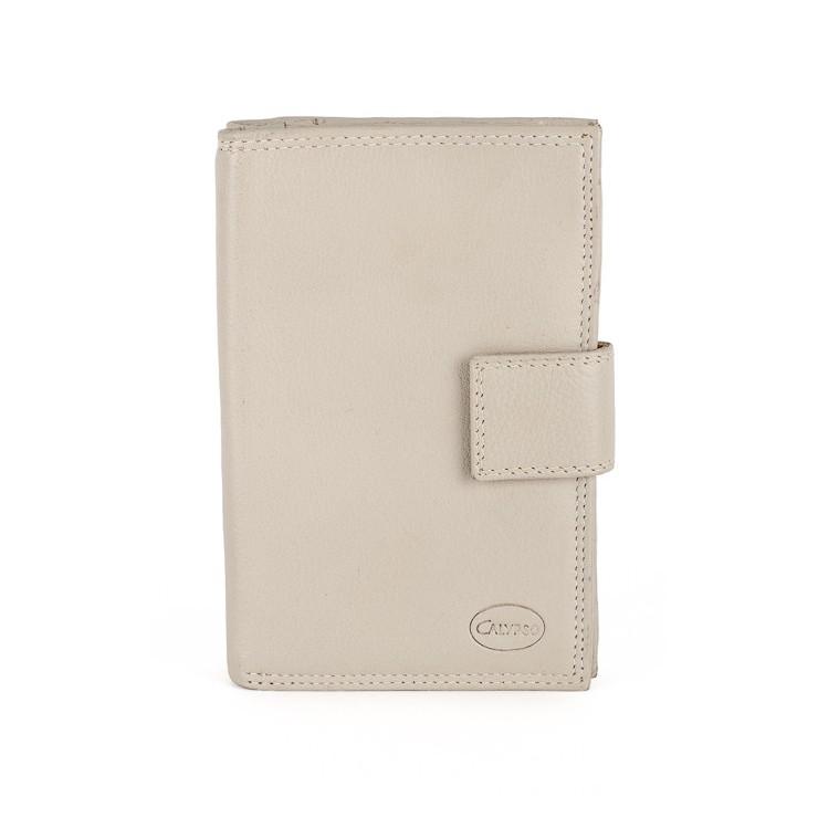 Dámska kožená peňaženka 1126 béžová Calypso