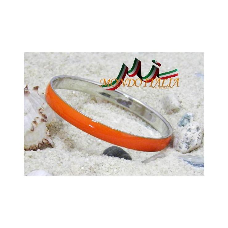 Dámsky náramok 687 oranžový Corani