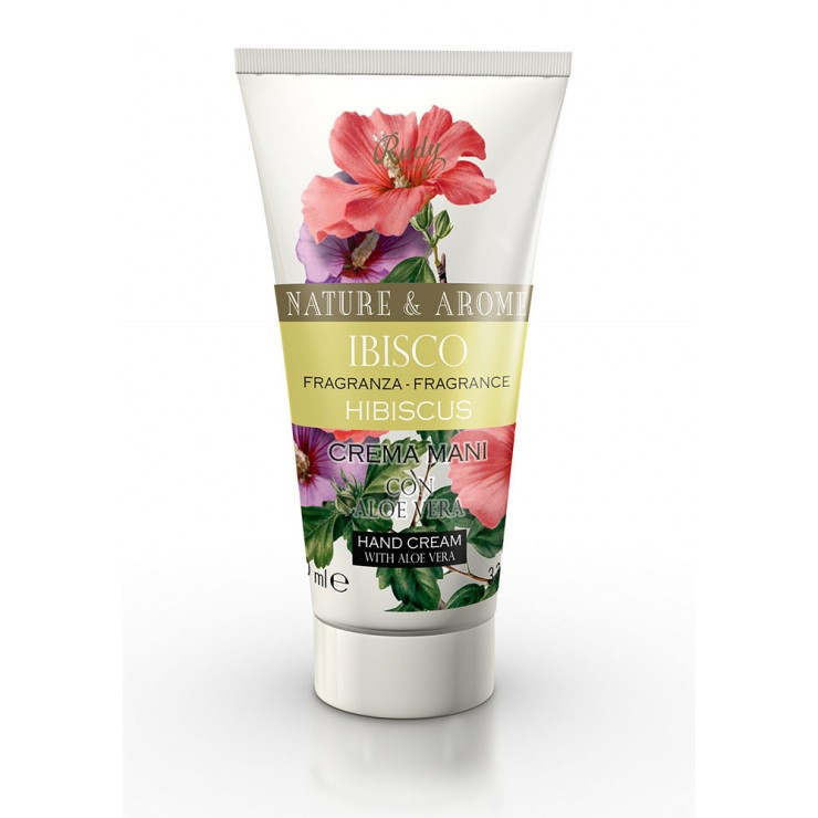 Botanic Hibiscus Hand Cream 100 ml
