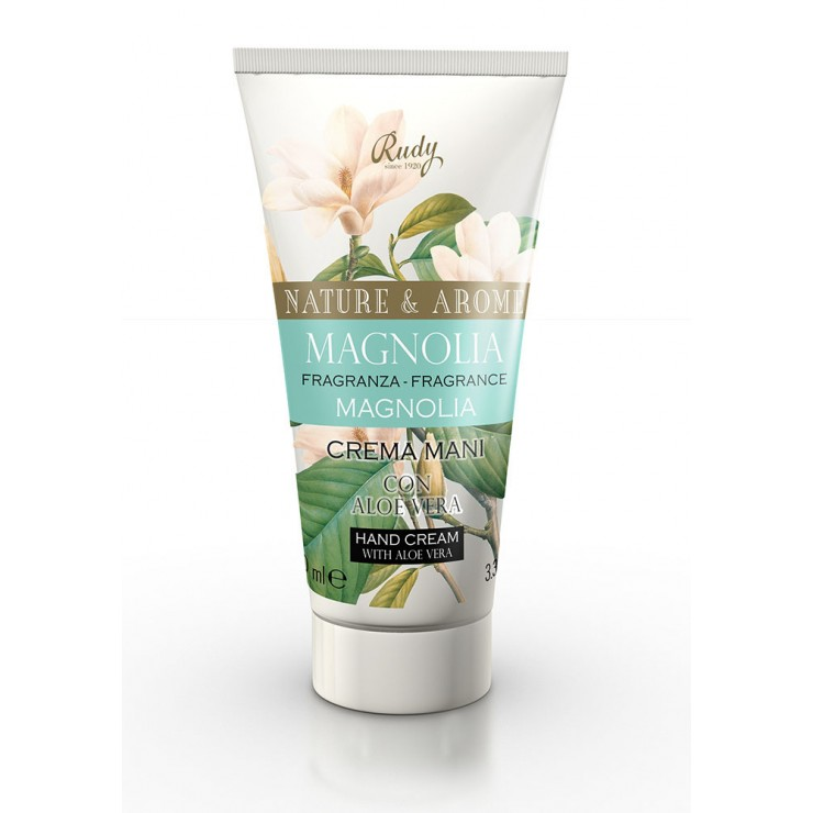 Botanic Magnolia Hand Cream 100 ml