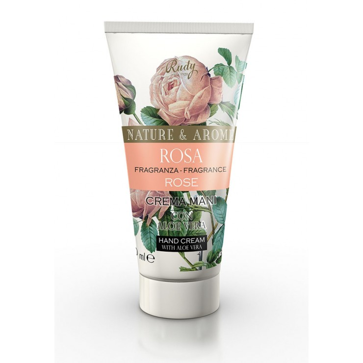 Botanic Rose Hand Cream 100 ml