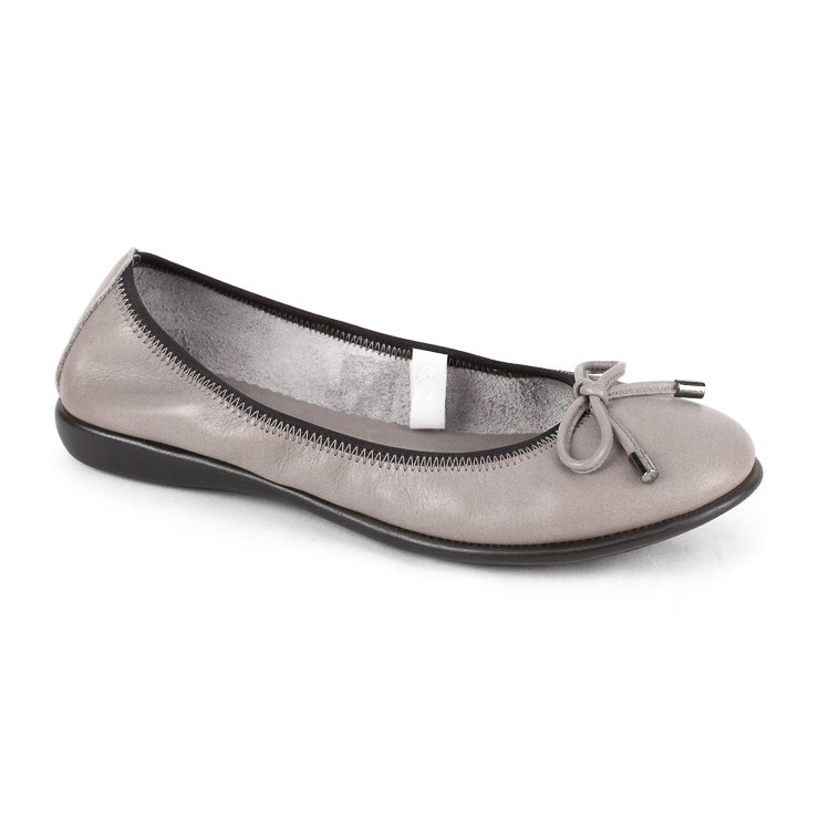 Woman ballerinas 1103 taupe THE FLEX