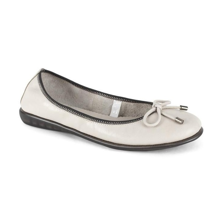 Woman ballerinas 1119 beige THE FLEX