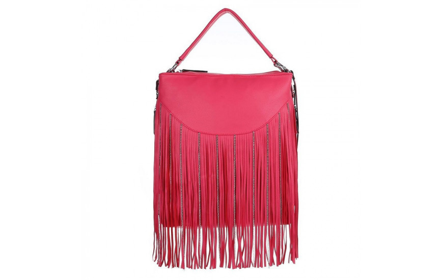 Bags with fringes