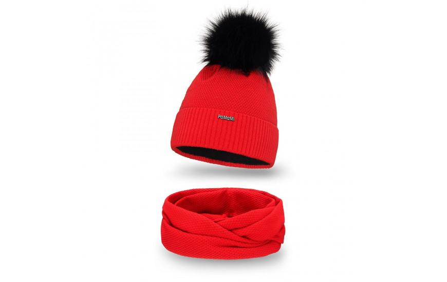 Dámske čiapky a šály