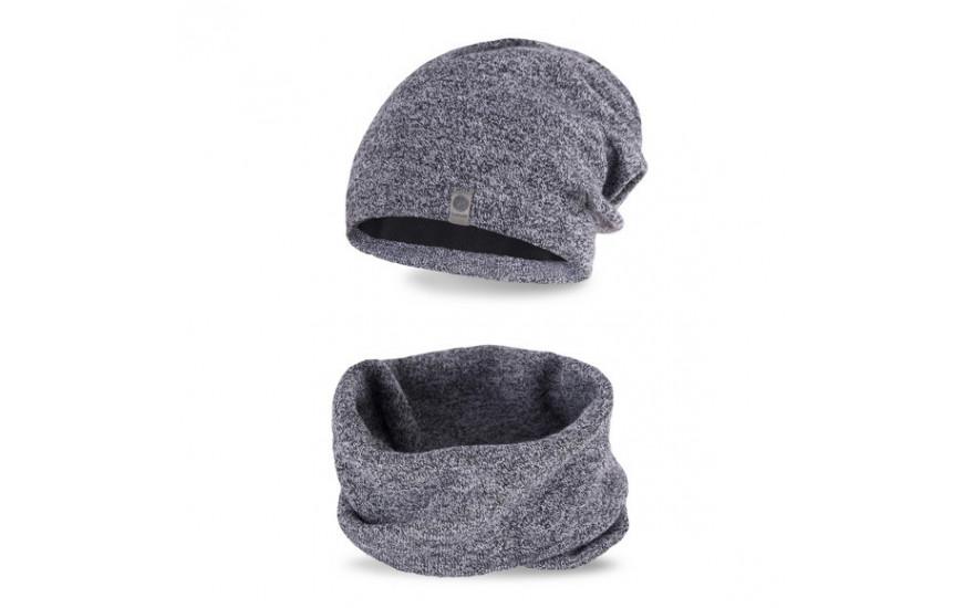 Pánské čepice a šály
