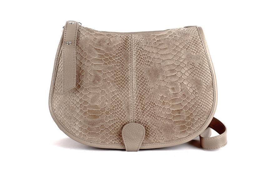 Semišové kabelky