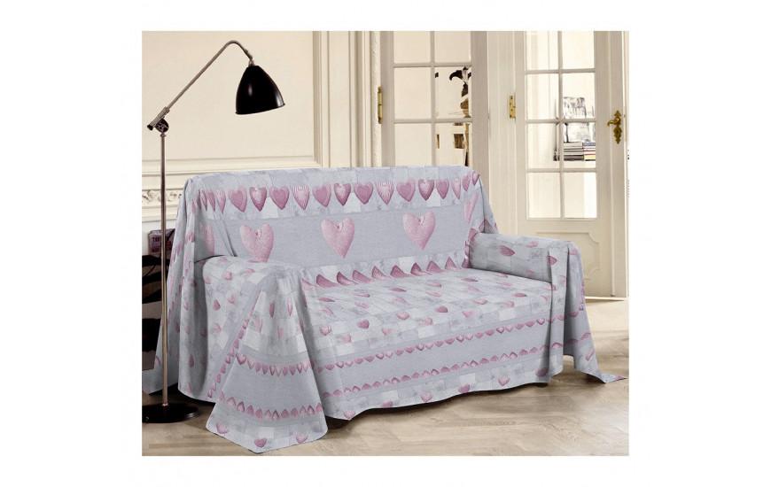 Prikrývky na gauč