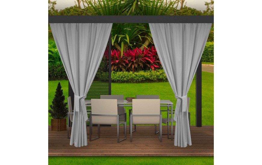 Garden curtains