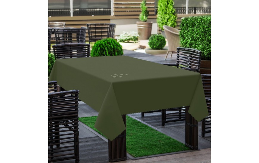 Square and rectangular tablecloths