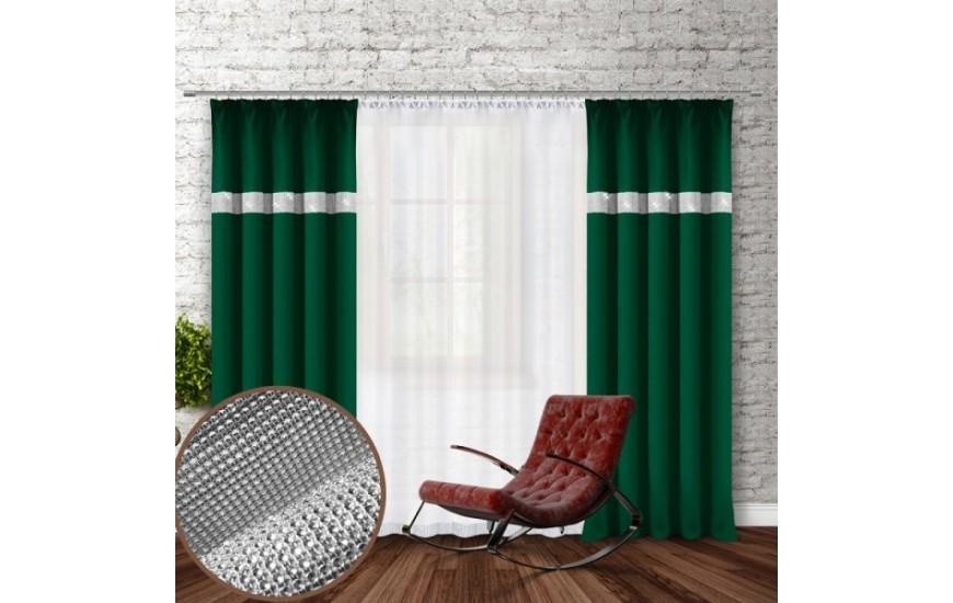 Zircon curtains