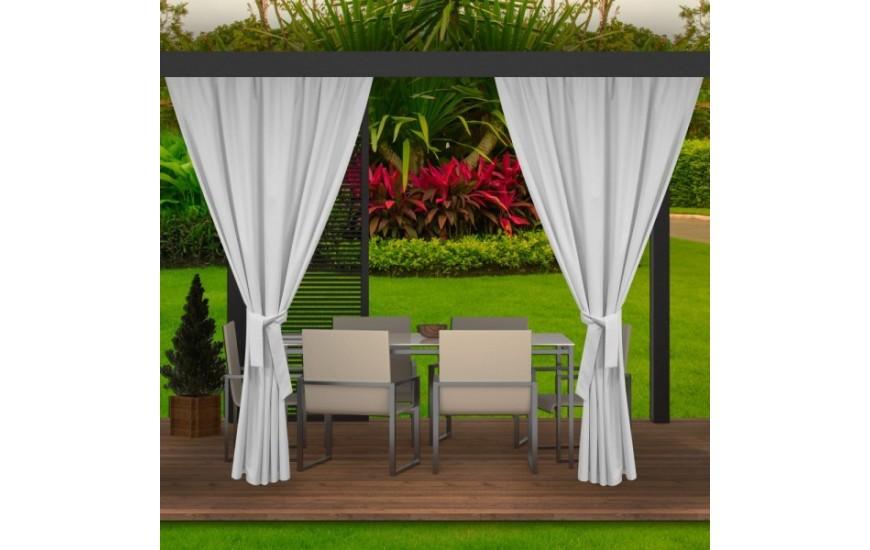 Terrace curtains
